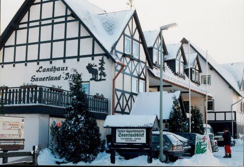Landhaus Sauerland-Blick
