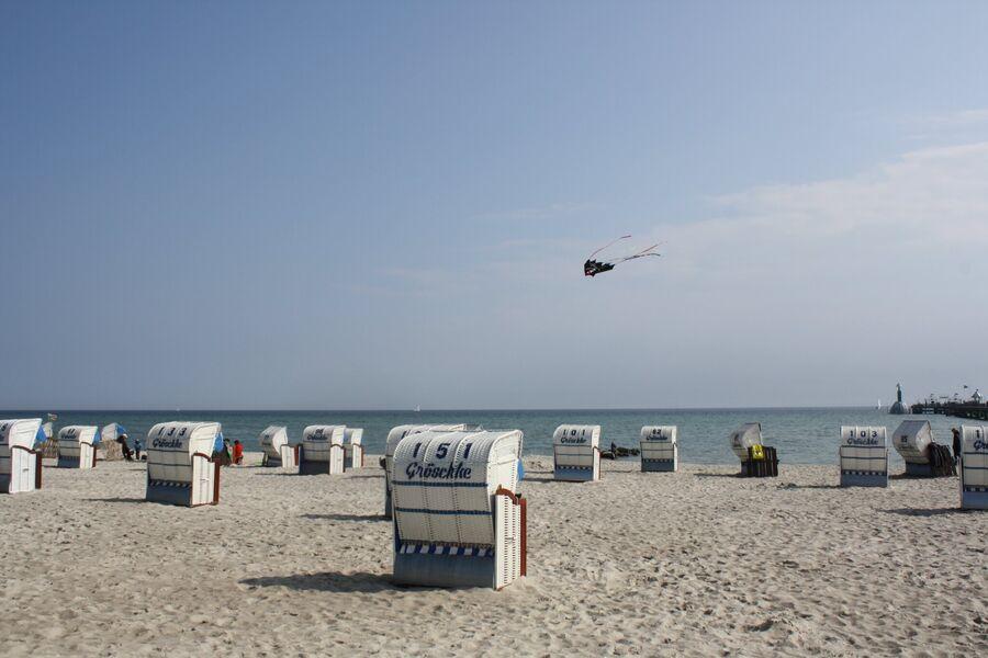 Schönster Ostseestrand wartet auf Sie