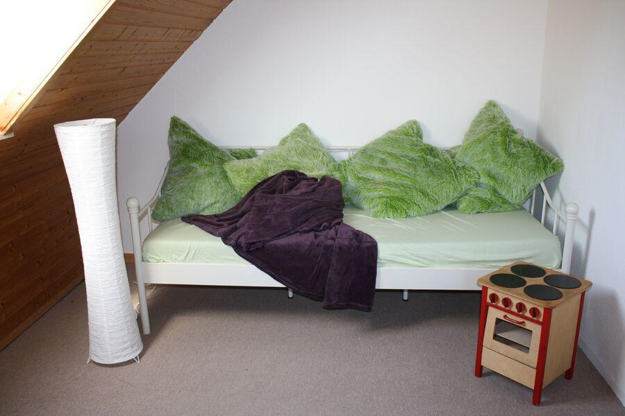 Schlafen 2 - das Doppelbett