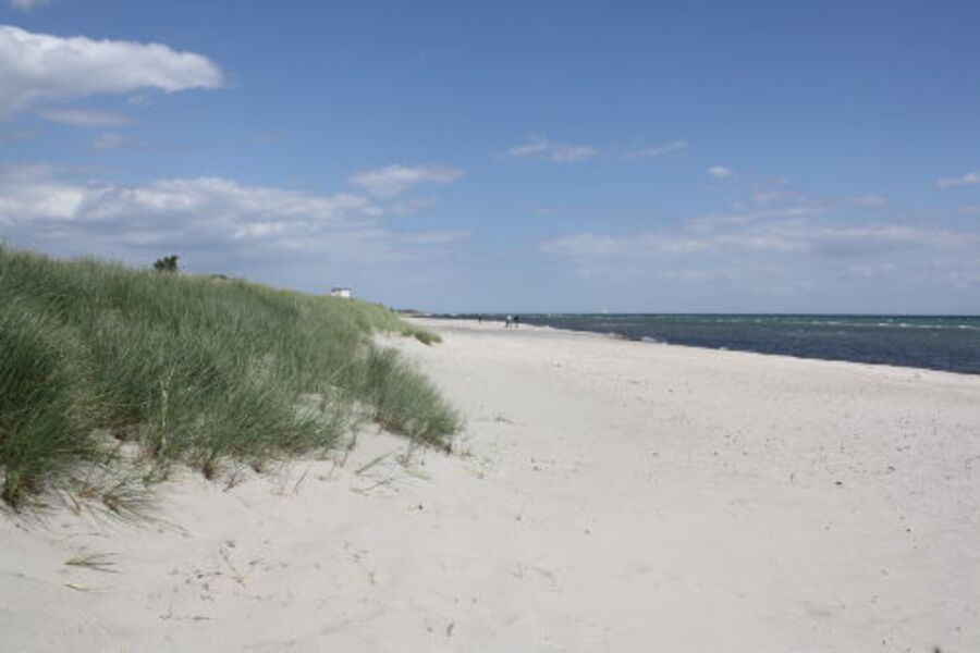 Strand so weit das Auge reicht...