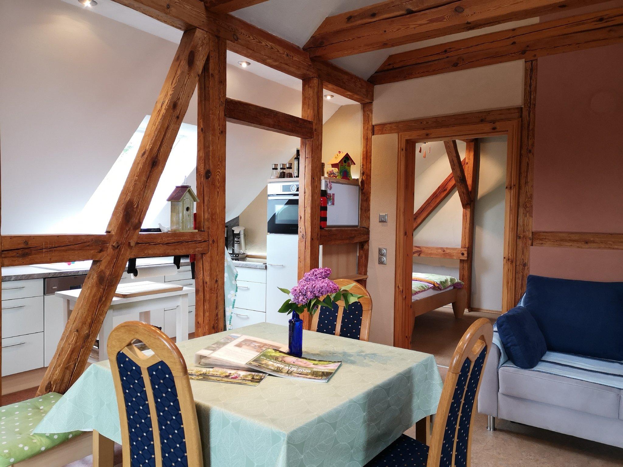 Ferienwohnung Vogelhaus in Calau Brandenburg (Susanne Ziegler)