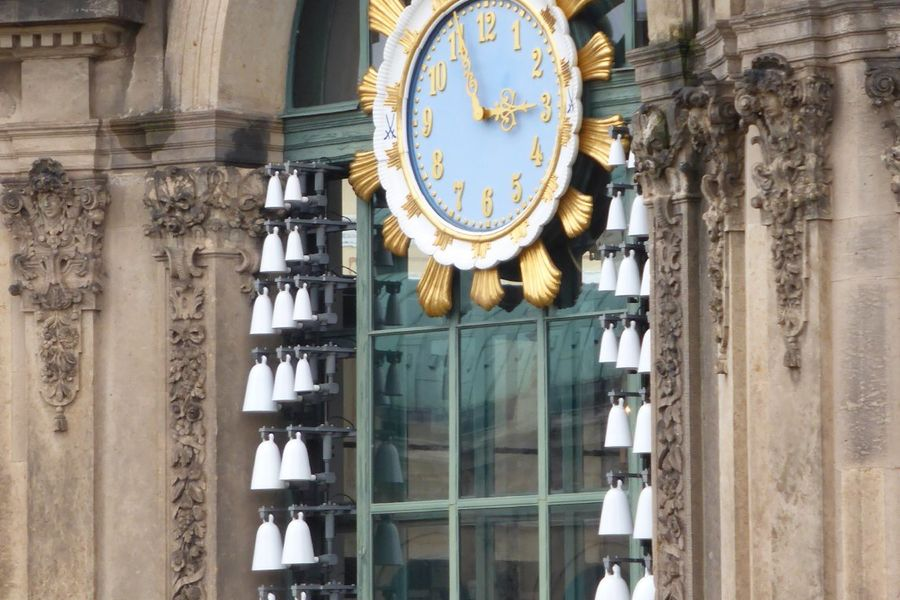 Zwinger, Glockenspiel