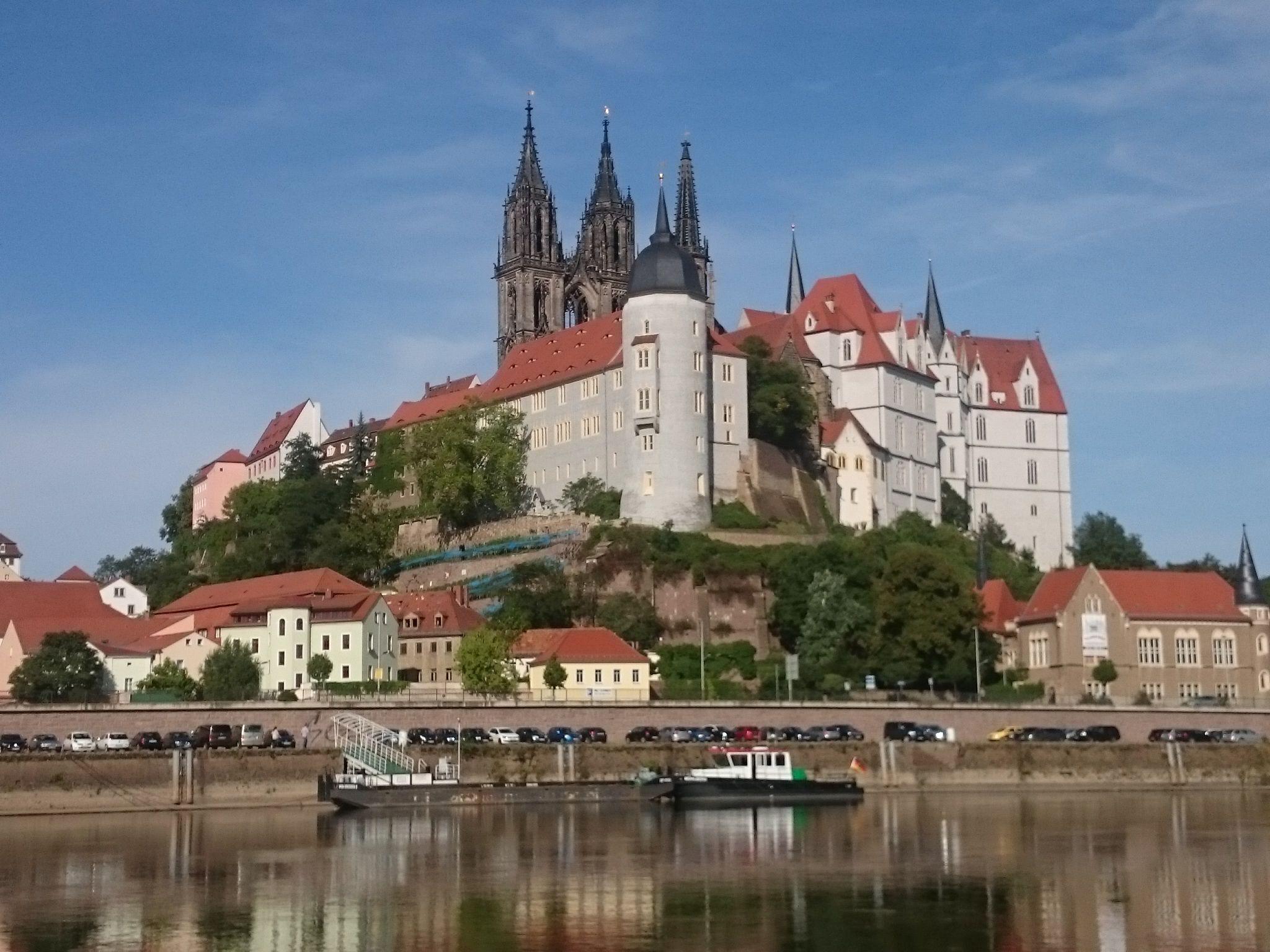 Burg und Dom in Meißen