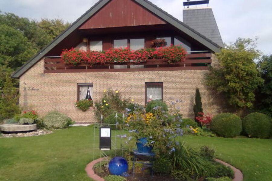 Vorgarten, Wohnhaus, Weserstrasse 22