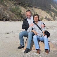 Vermieter: Strand von Usedom im April