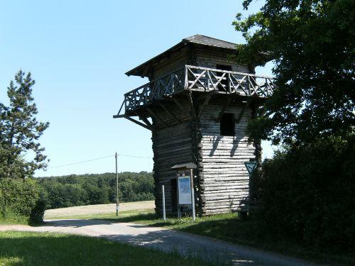 Römerwachturm ca. 2 km entfernt