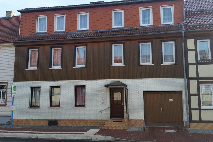Ferienhaus Benneckenstein mit 3 Garagenn