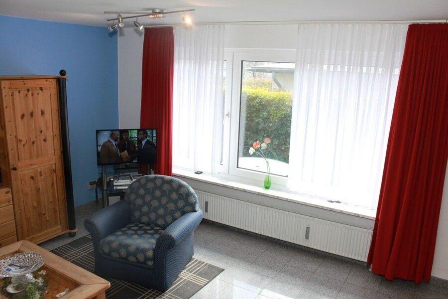 Wohnzimmer 2 mit Terrasse