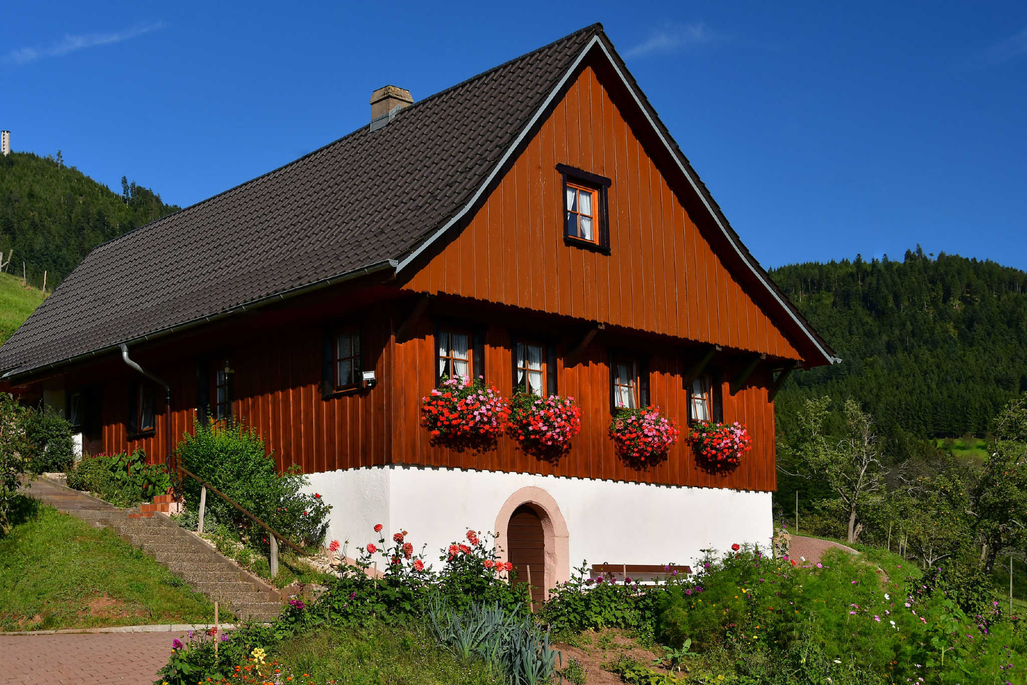 ferienhaus m llerbauernhof in oppenau baden w rttemberg huber. Black Bedroom Furniture Sets. Home Design Ideas