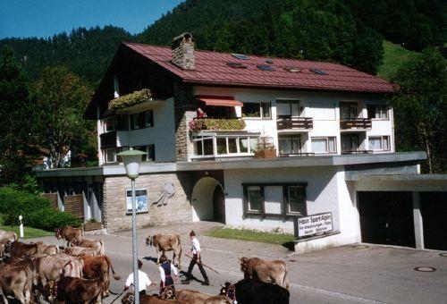 Ferienwohnungen Haus Sport Alpin