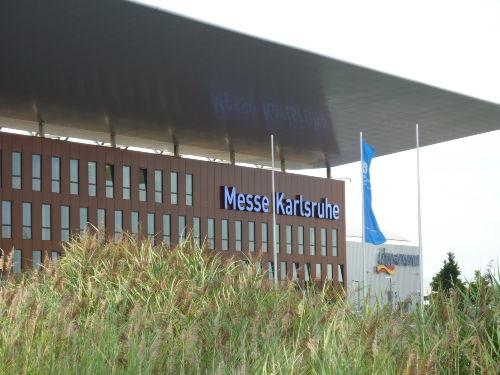 """Ferienwohnung Karlsruhe """"Klatschmohn"""" in Karlsruhe Baden"""