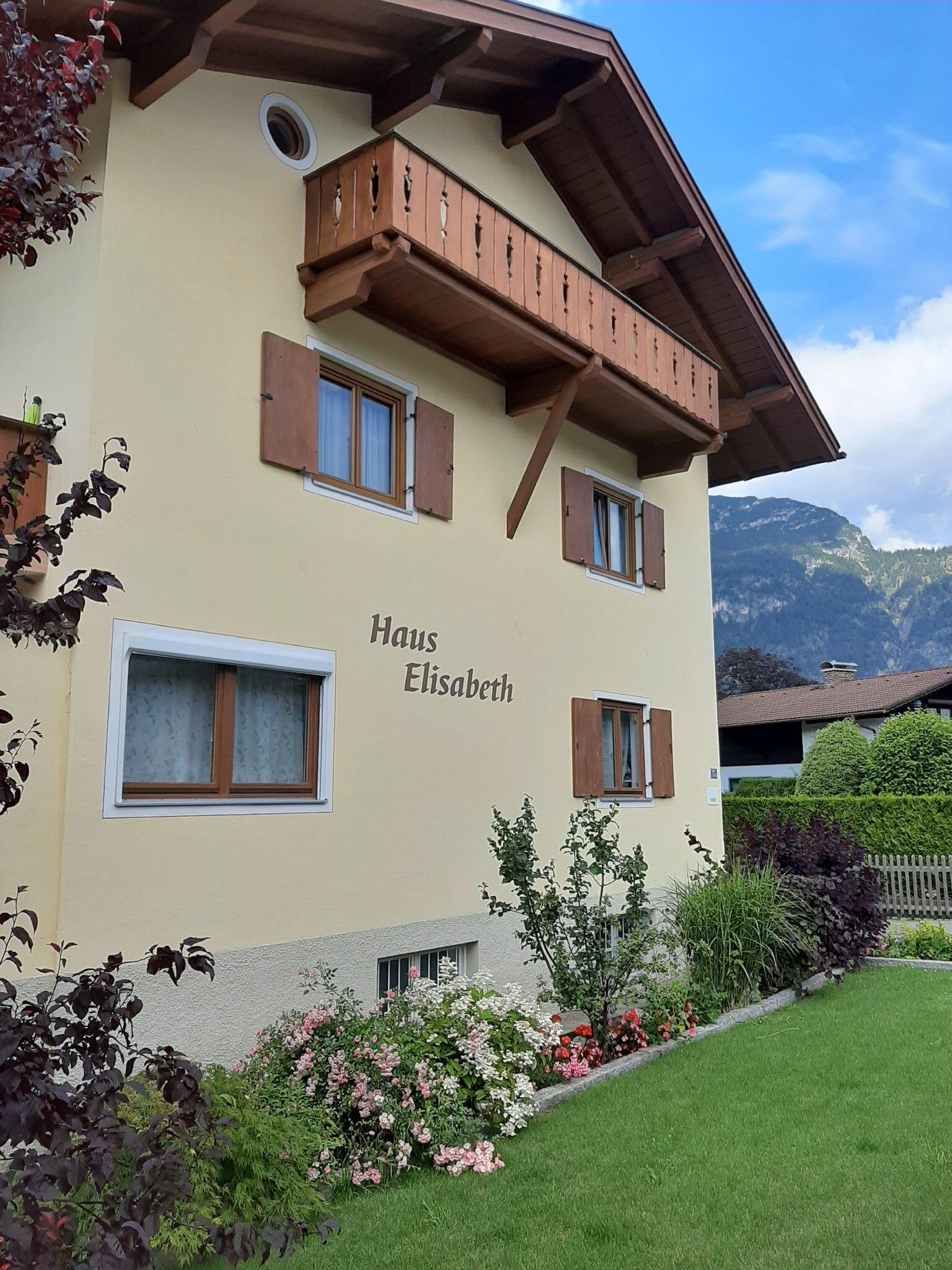 Haus Elisabeth in Garmisch Partenkirchen Bayern Peter und