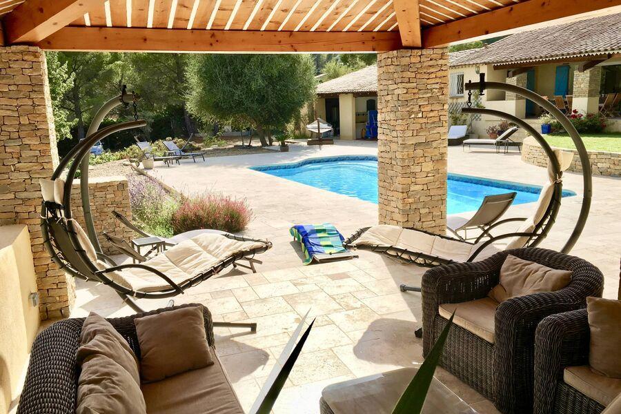 Poolhouse für unsere Gäste