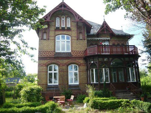 Villa Eck - Gartenwohnung