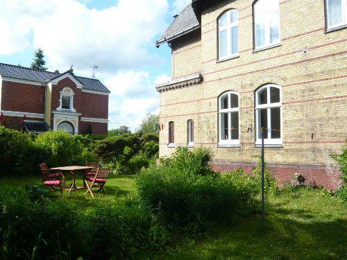 villa eck gartenwohnung in eutin schleswig holstein bettina buck. Black Bedroom Furniture Sets. Home Design Ideas