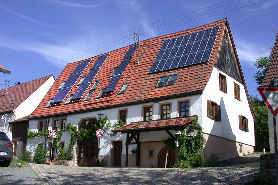 Haus Schupp in der Hirschstraße
