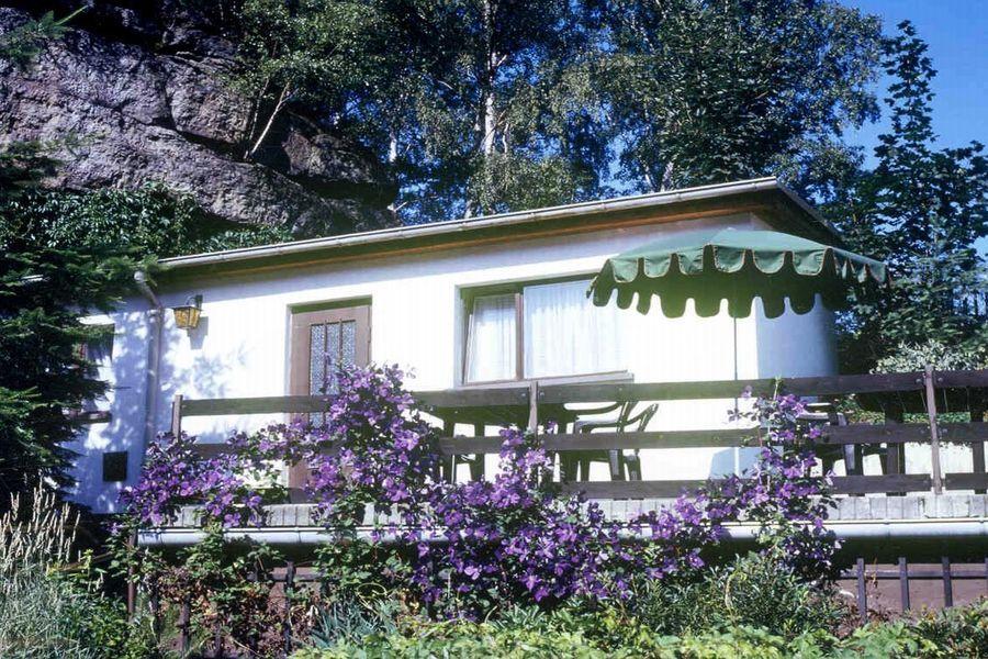 Ferienhaus 1 mit 2 getr. Schlafzimmern