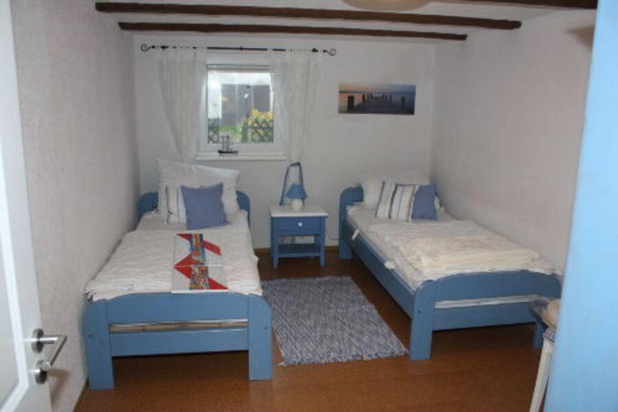 """Das """"blaue"""" Schlafzimmer"""