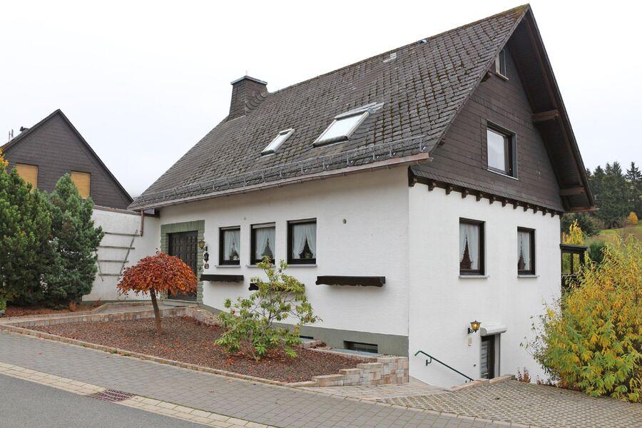 Vorderseiteseite Haus Elkeringhausen