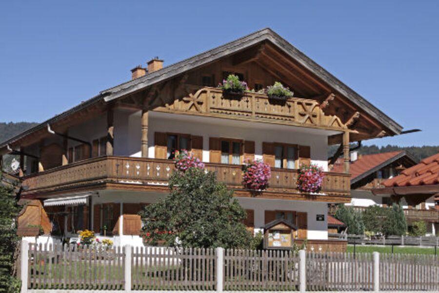 Ferienwohnung Haus Alpenwelt
