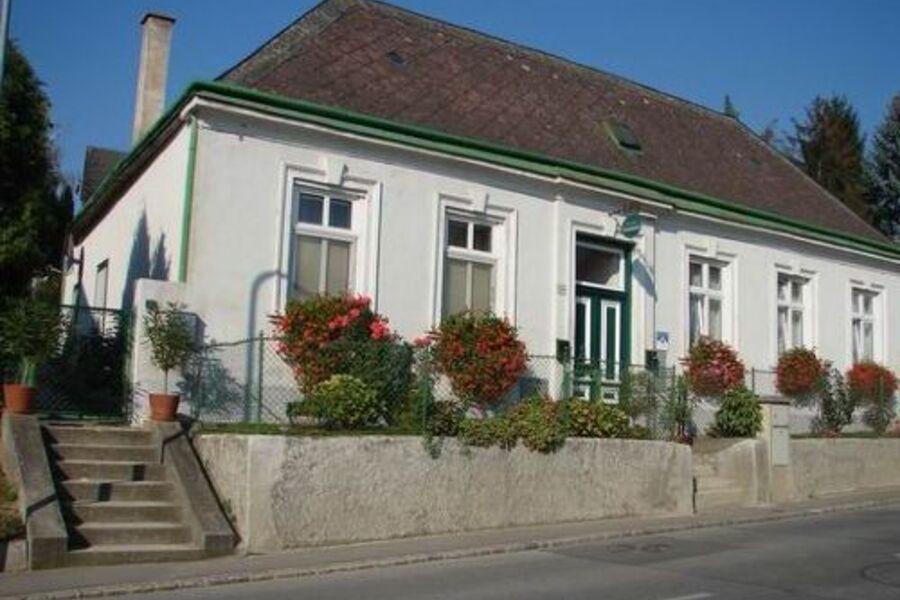 Hausfront vom Hauerhof 99