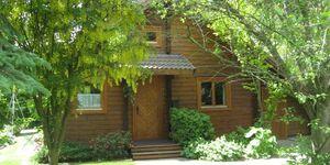 Holzhaus Kapitänshaus in Langballigau - kleines Detailbild