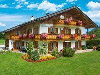 Gästehaus Christophorus - Alpenglühn in Krün - kleines Detailbild