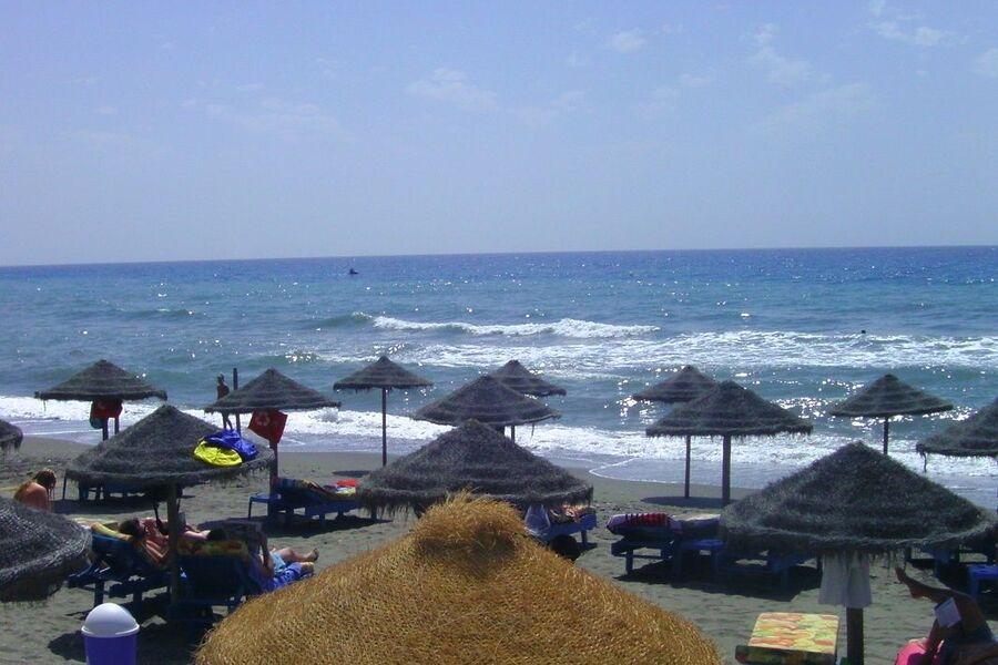 Strand von Torrox-Costa