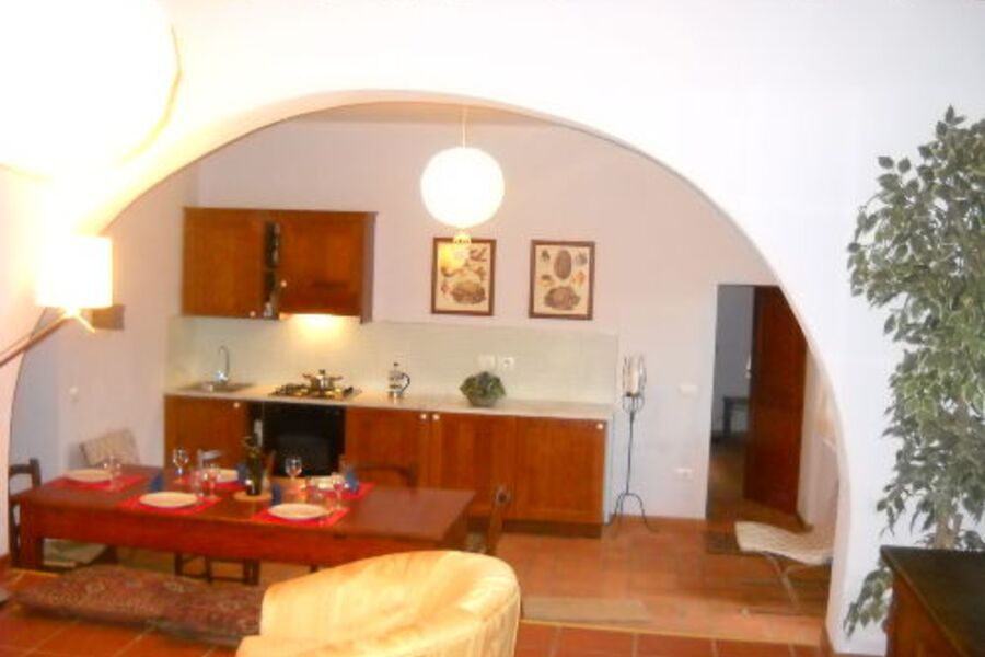 Küchenteil Erdgeschoss
