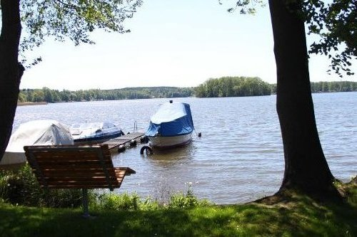 Ferienwohnung 'Wald & See'