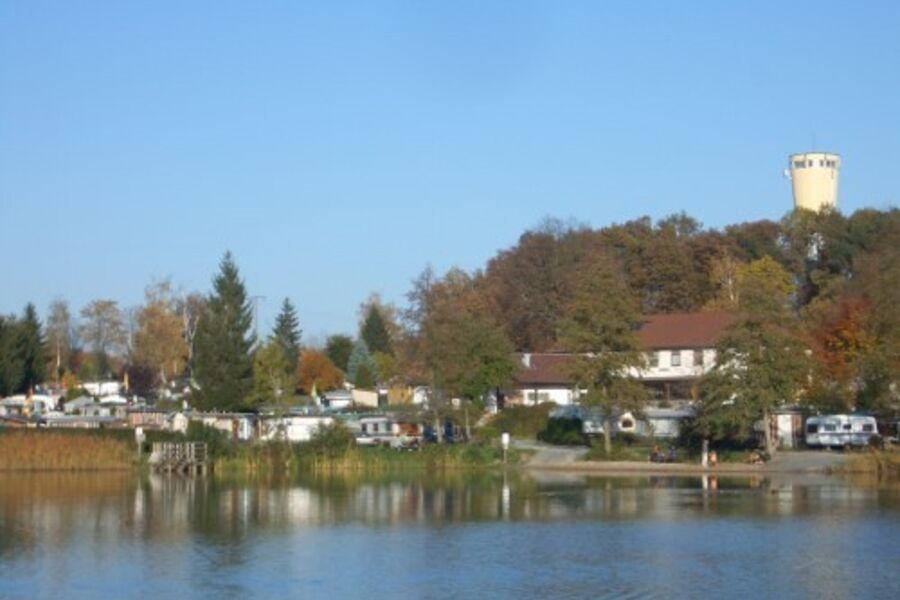 Buchhorner See mit Blick auf Fewo