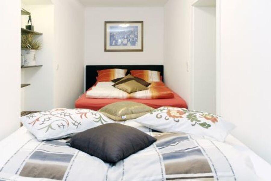 Schlafzi. mit 2 Doppelbetten