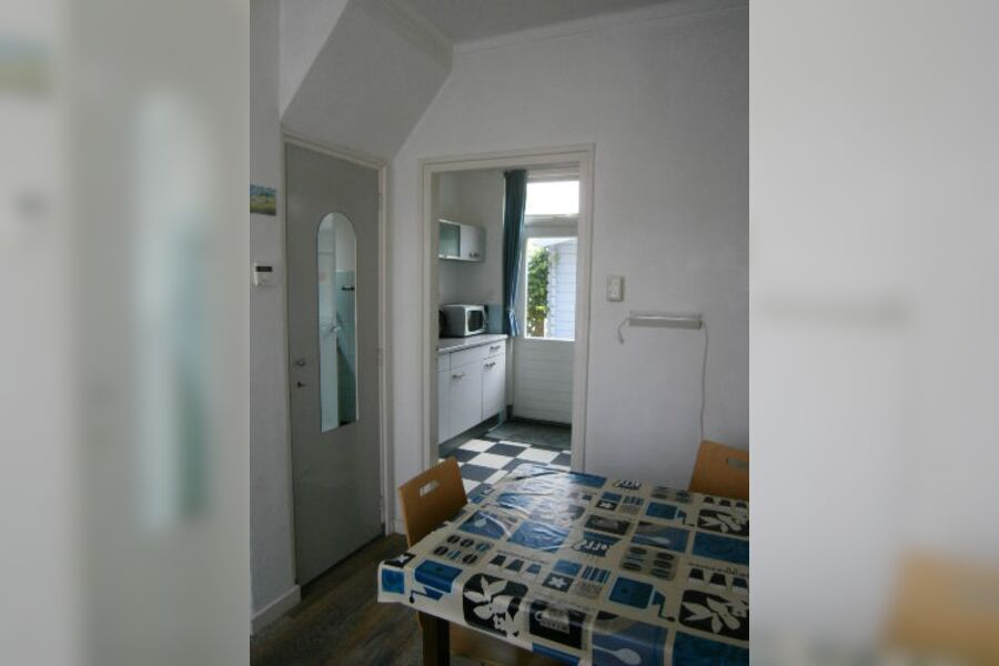 Wohnzimmer und Kuche