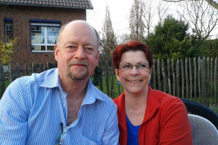Ihre Vermieter Bärbel & Ralf