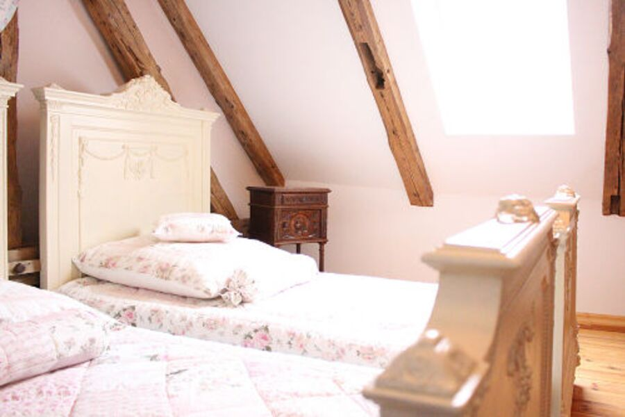 Maisonette Schlafbereich 2. OG