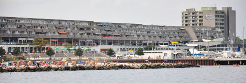 Das Olympiazentrum Kiel-Schilksee