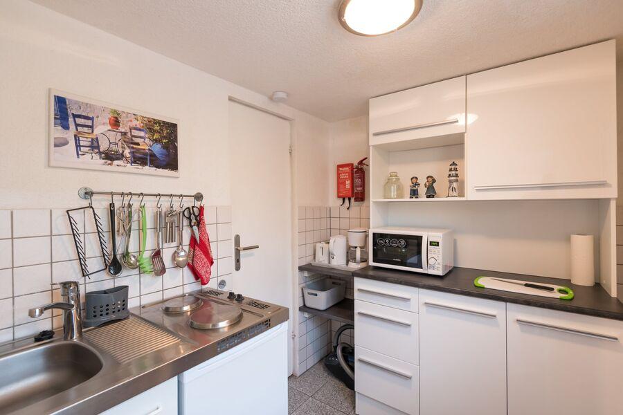 Eßplatz (4.Stuhl i.d. Küche)