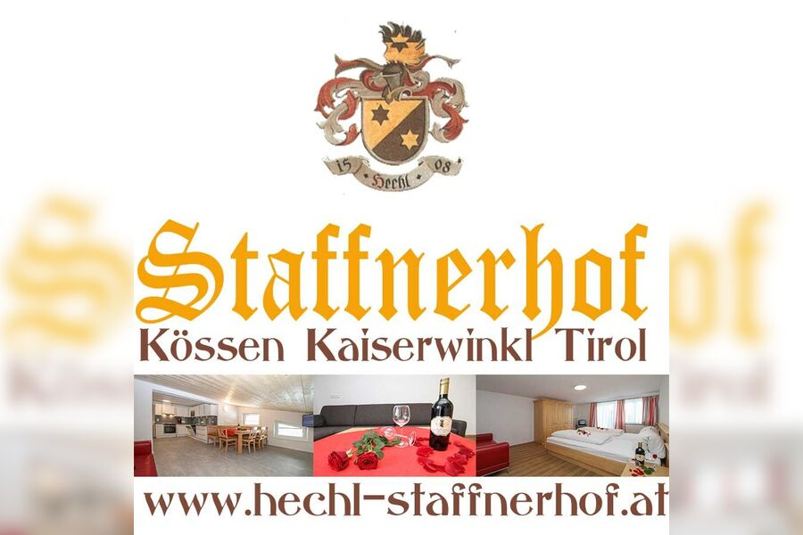 Staffnerhof Kössen im Kaiserwinkl Tirol
