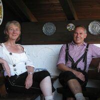 Vermieter: Brigitte und Alfons Schwaninger