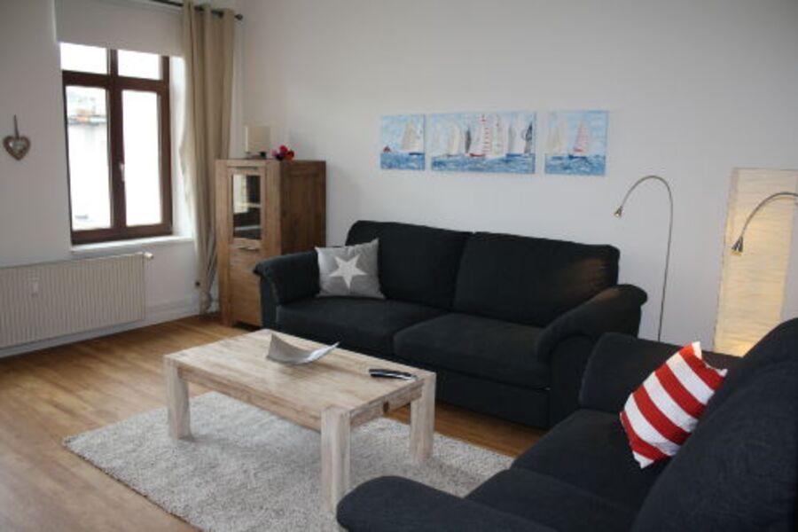 Gemütliches Wohnzimmer (24qm)