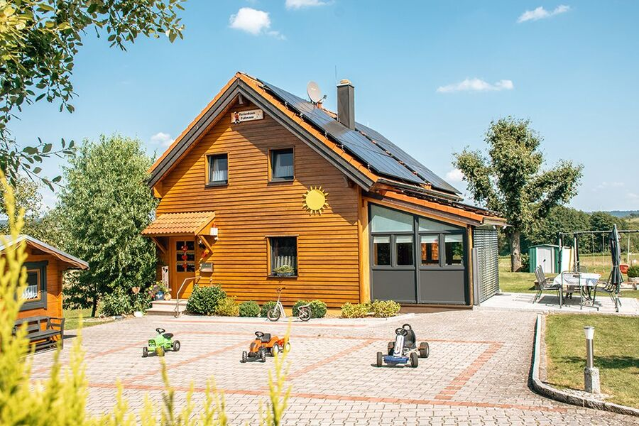 Ferienhaus Ahorntal