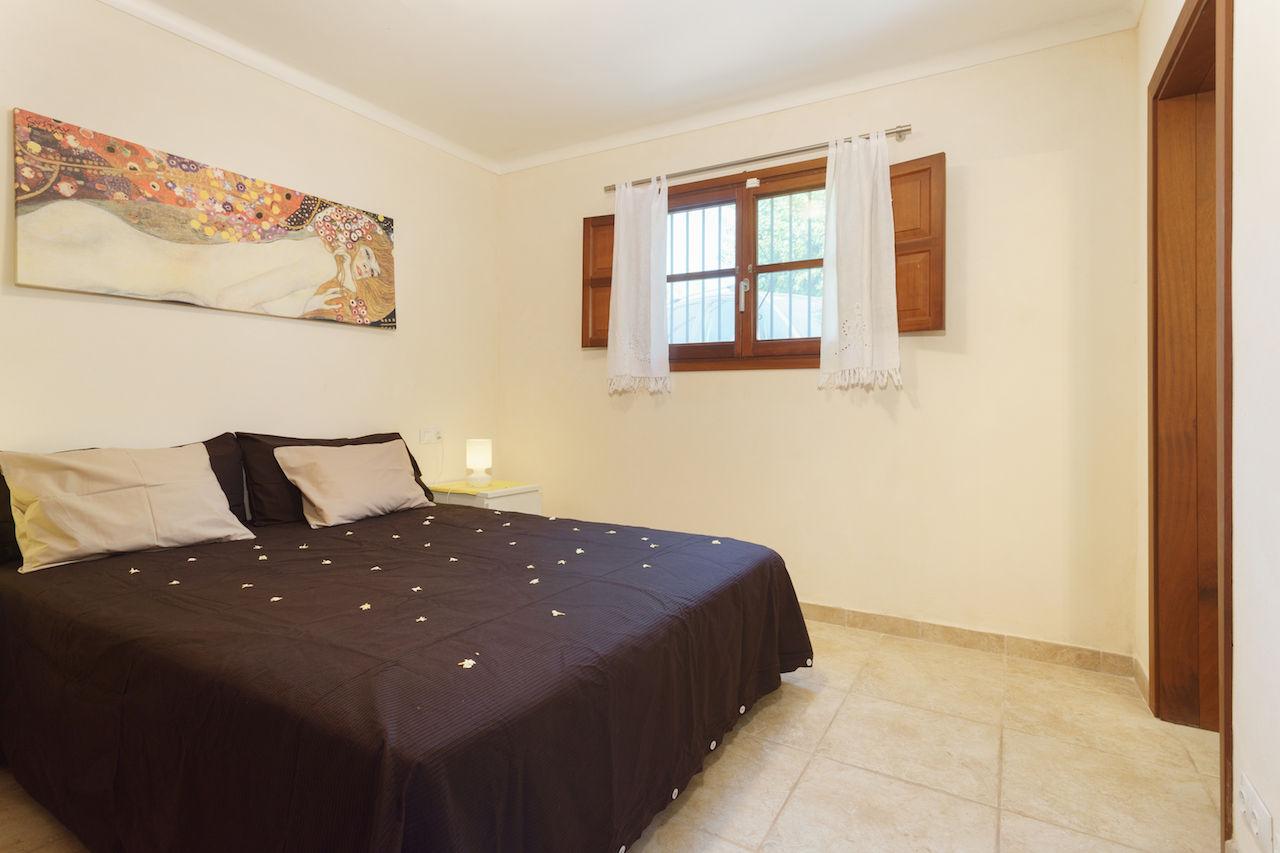 Doppel-Schlafzimmer mit Bad Ensuite