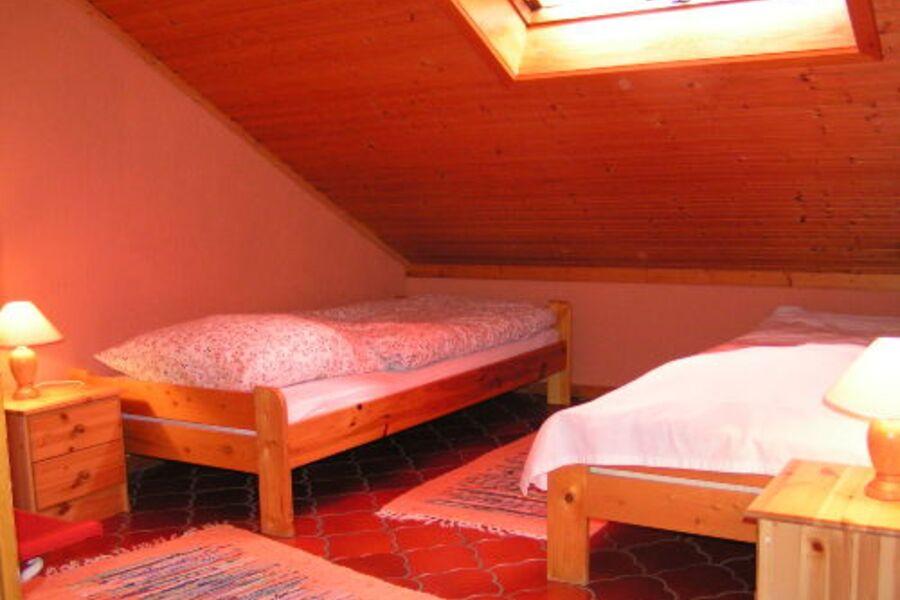 Schlafzimmer 2 Dachgeschoss