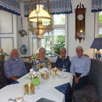 Vermieter: Jutta + Martin de Witt mit Urlaubern