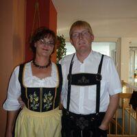 Vermieter: Wir, auf dem Weg zum Oktoberfest ;-)