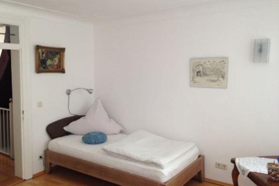 Schlafzimmer 2 (Einzelbett)