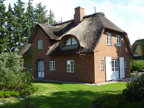Haus Laufhütte - Ansicht von Nord-Westen