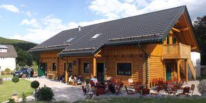 Blockhaus - Ferienwohnung sunrise in Augustusburg-Erdmannsdorf - kleines Detailbild