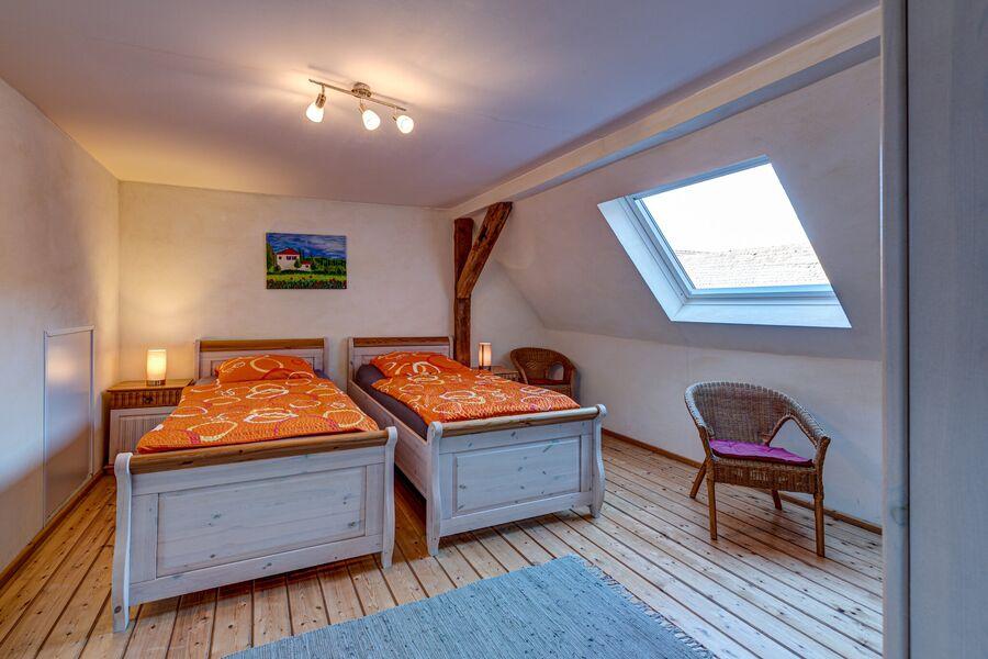 Zimmer 7 ruhig gelegen