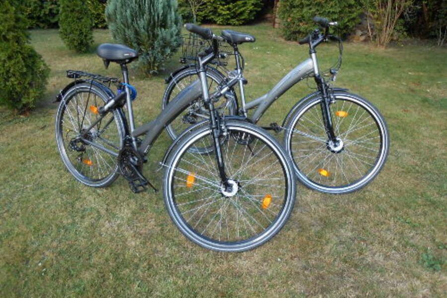 Fahrräder für unsere Feriengäste